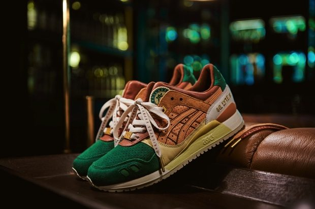 24 KILATES x ASICS TIGER GEL LYTE 3 24 KILATES EXPRESS