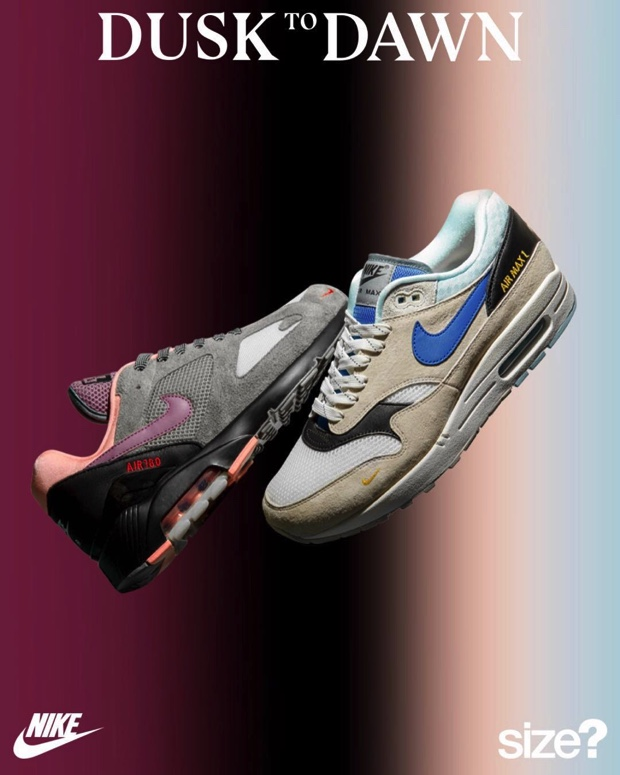 NIKE AIR MAX DUSK TO DAWN PACK