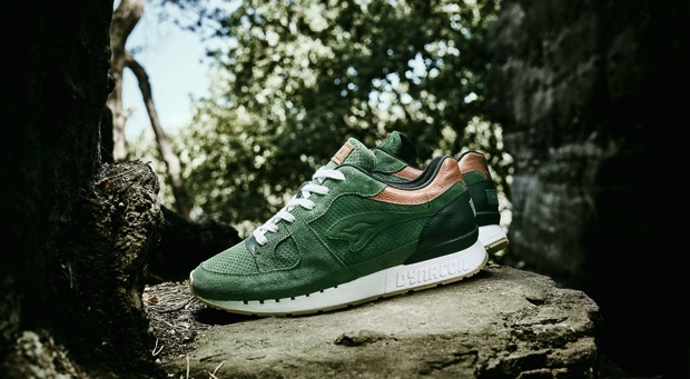 AFEW x KANGAROOS COIL R1 MIGHTY FOREST