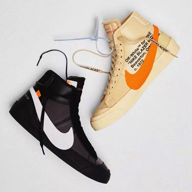 NIKE THE 10 BLAZER MID