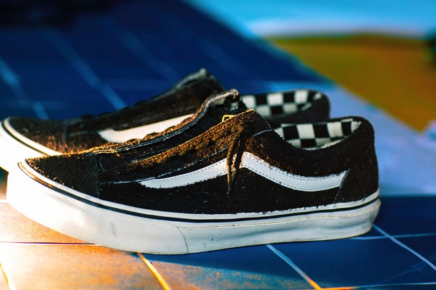 NON NATIVE x VANS OLD SKOOL