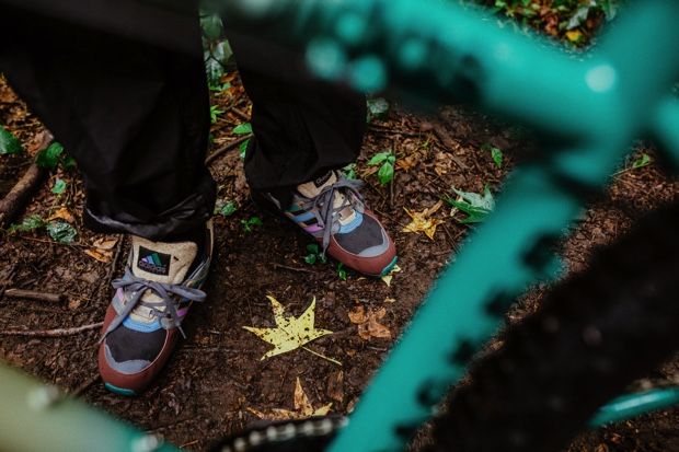 PACKER x ADIDAS CONSORTIUM EQT CUSHION 91