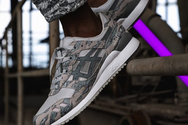 ATMOS x SOLEBOX x ASICS TIGER GEL LYTE 3