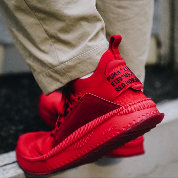 ATMOS x PUMA TSUGI JUN RED HORSEMAN