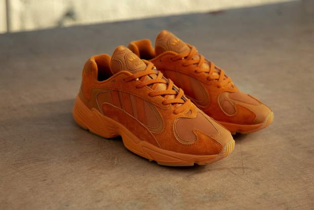 ADIDAS YUNG 1 CRAFT OCHRE
