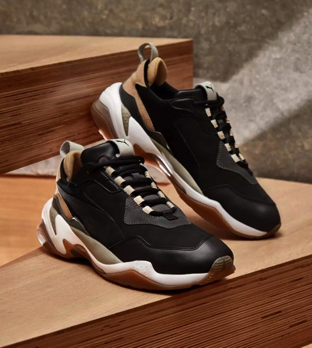 END x PUMA THUNDER SHADOW RISE