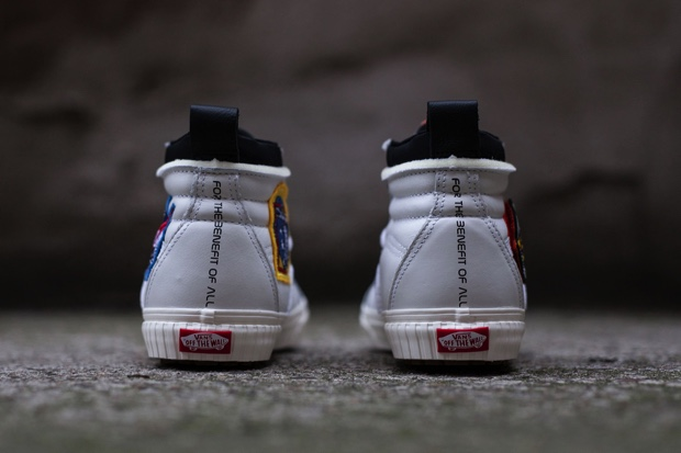 NASA x VANS SPACE VOYAGER COLLECTION