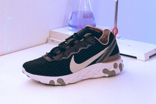 NIKE REACT ELEMENT 55 SIZE? EXCLUSIVE