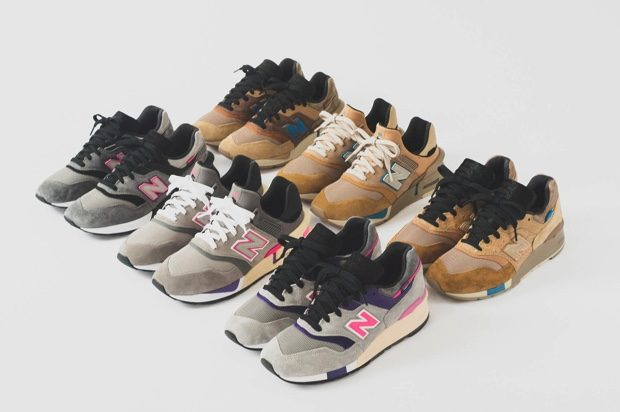 KITH x UA & SONS x NON NATIVE x NEW BALANCE 997