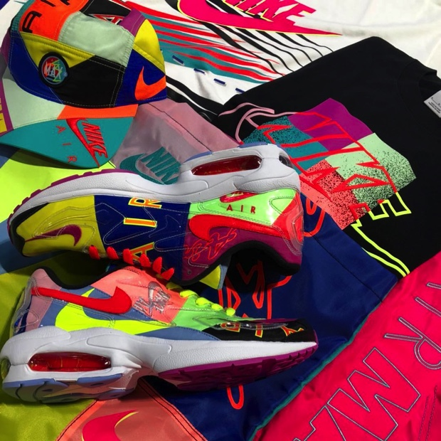 ATMOS x NIKE AIR MAX 2 LIGHT 1994 COLLECTION