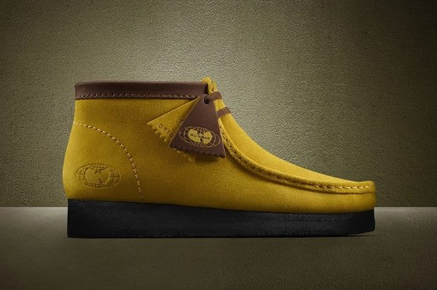 WU-TANG CLAN x CLARKS WALLABEE