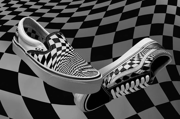END x VANS VERTIGO