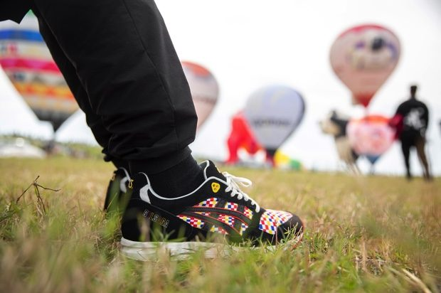 ASICS TIGER GEL SAGA BALLOON FIESTA
