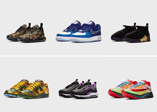 NIKE DOERNBECHER FREESTYLE COLLECTION 2018