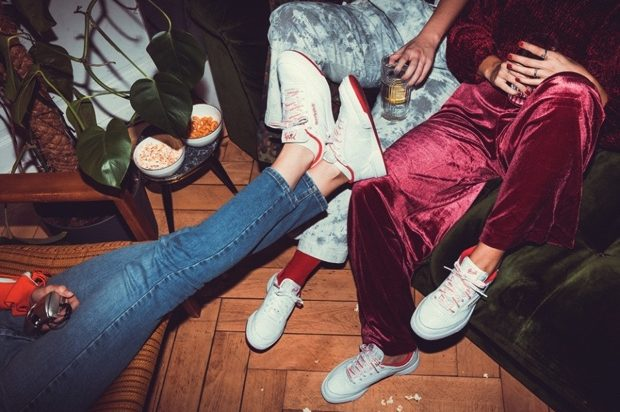 ASPHALTGOLD x REEBOK CLUB C85 DEATH OF CUTE