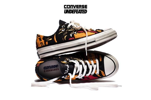 UNDEFEATED x CONVERSE CHUCK 70 OX