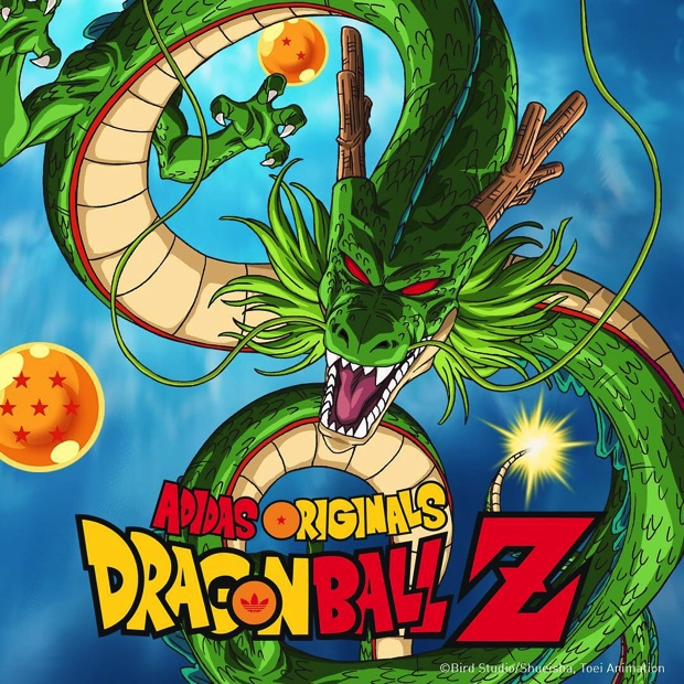DRAGON BALL Z x ADIDAS ORIGINALS SHENRON