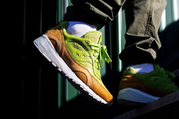 SAUCONY SHADOW 6000 AVOCADO TOAST