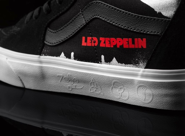 LED ZEPPELIN x VANS