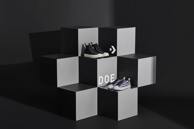 DOE x CONVERSE BE FORMLESS