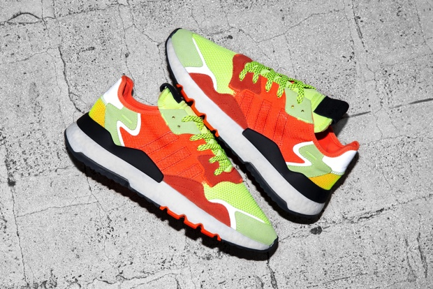 ADIDAS NITE JOGGER ROAD SAFETY SIZE? EXCLUSIVE