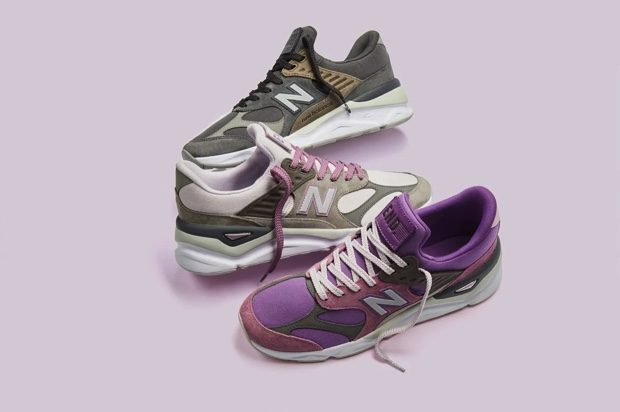 END x NEW BALANCE X-90 PURPLE HAZE