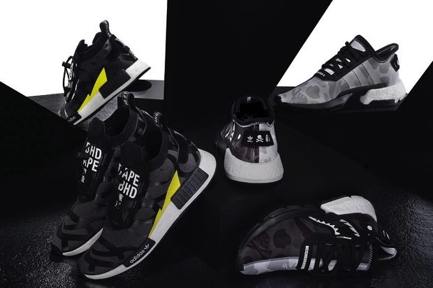 BAPE x NEIGHBORHOOD x ADIDAS