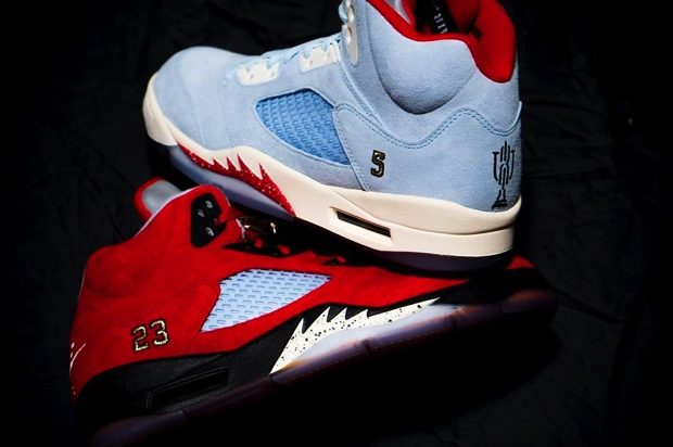 TROPHY ROOM x AIR JORDAN 5