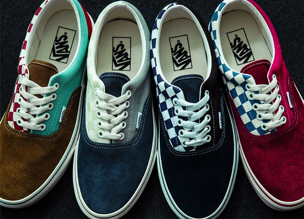 VANS ERA MIX-MATCH BILLY'S EXCLUSIVE