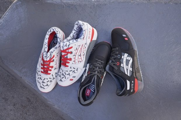 FOOTLOCKER x ASICS TIGER GEL LYTE 3 G.I. JOE