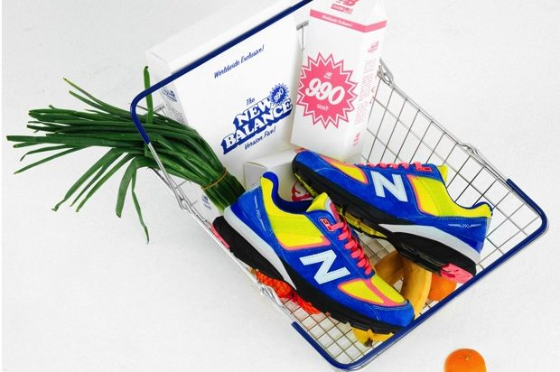 NEW BALANCE 990V5 SIZE? EXCLUSIVE