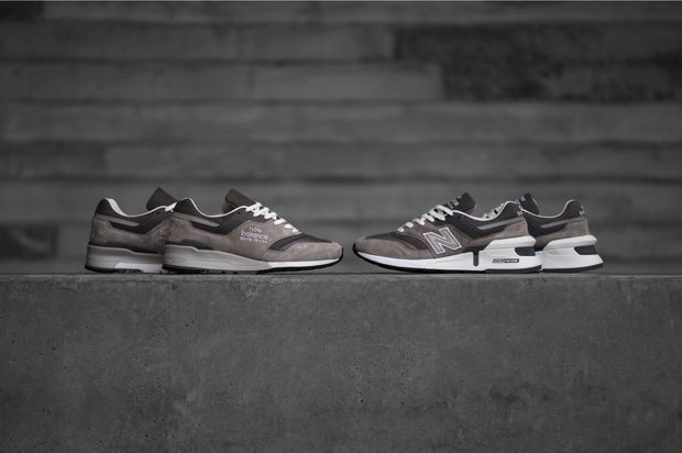 NEW BALANCE 997 GREY DAY PACK