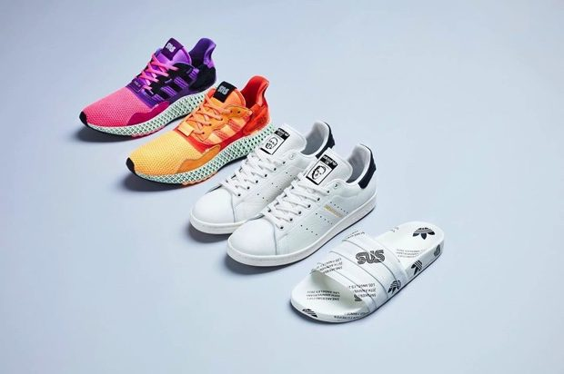 SNEAKERSNSTUFF x ADIDAS CONSORTIUM 20TH ANNIVERSARY COLLECTION