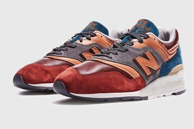 TODD SNYDER x NEW BALANCE 997 FALL19