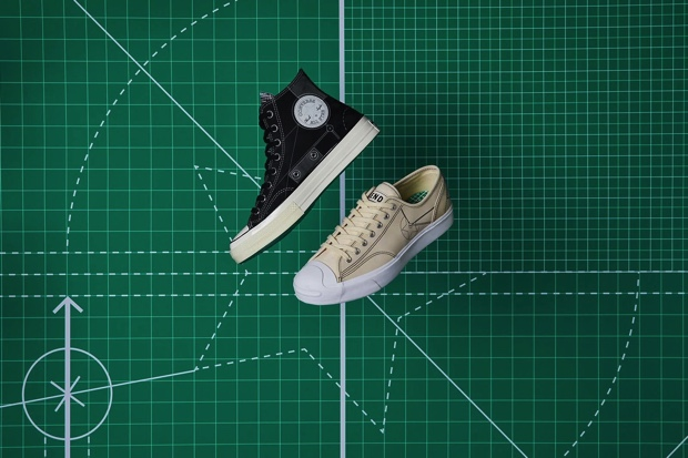END x CONVERSE BLUEPRINT