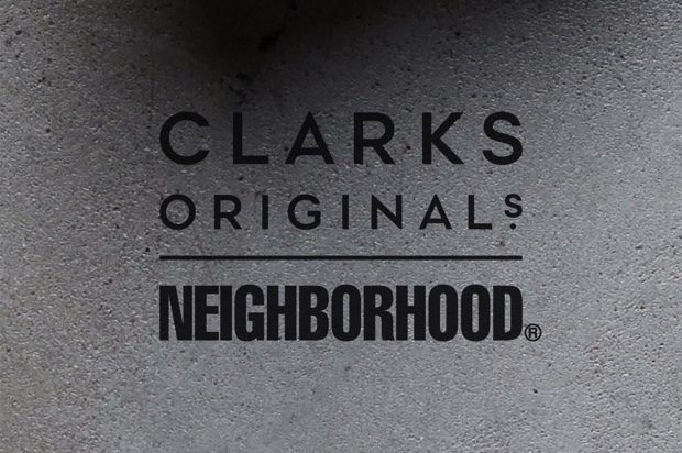 NEIGHBORHOOD x CLARKS ORIGINALS