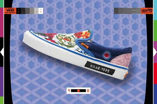 VANS SLIP ON NEW WAVE SIZE? EXCLUSIVE