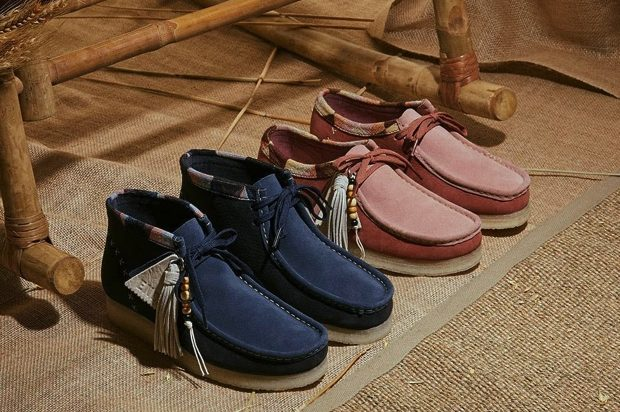 END x CLARKS ARTISAN CRAFT PACK