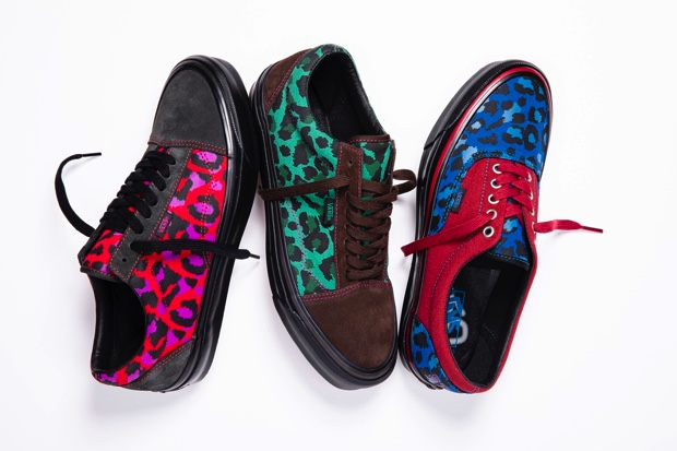 VAULT BY VANS x STRAY RATS COLLECTION