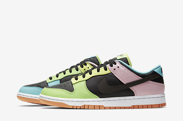 DUNK-LOW DH0952-001